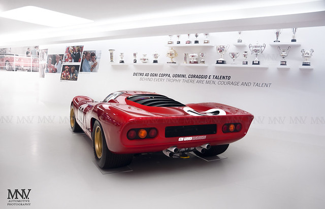 1969 Ferrari 312P Berlinetta
