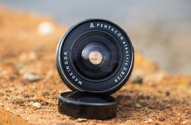 Pentacon 29mm ƒ/2.8 (Meyer Orestegon)