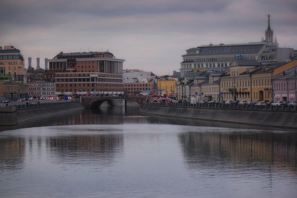 vodootvodny canal
