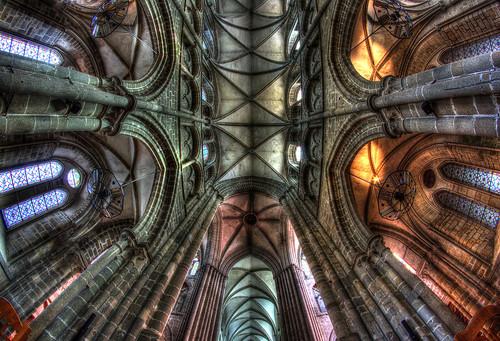 Cathédrale Saint-Samson de Dol, Dol de Bretagne, Brittany, France