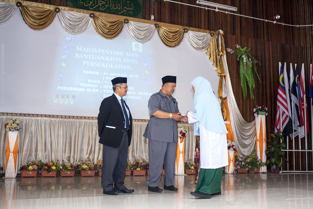 Majlis Bantuan Khas Awal Persekolahan 2015 Sma Sultan Ismail Dungun Flickr