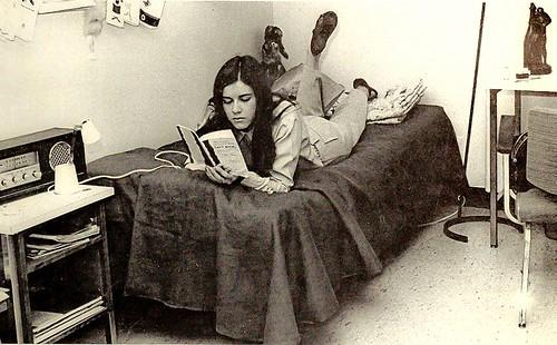 Carleton University Residence Student 1969-70
