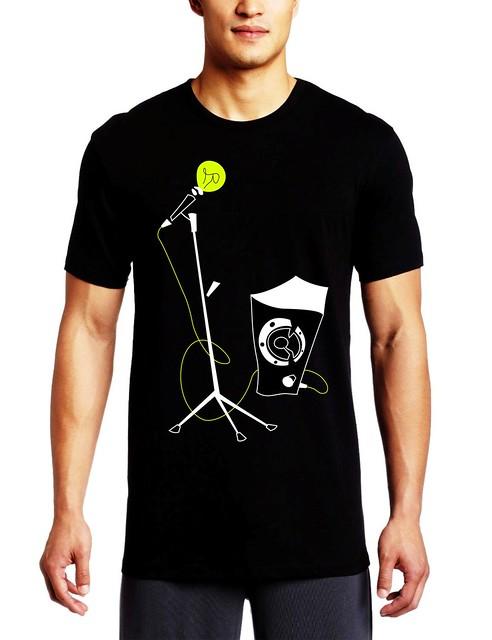 IdeaSpettacolo - T-shirt fronte