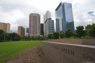 Houston Discovery Green Park