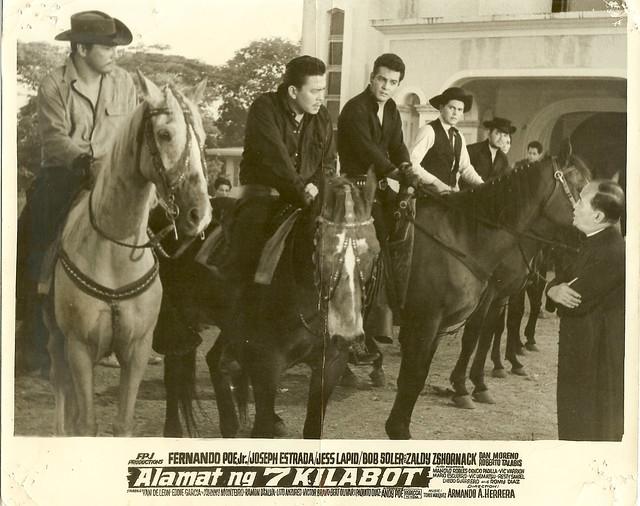 Alamat ng Pitong Kilabot, 1969