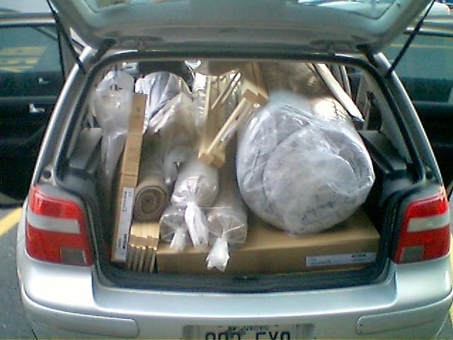 IKEA loaded