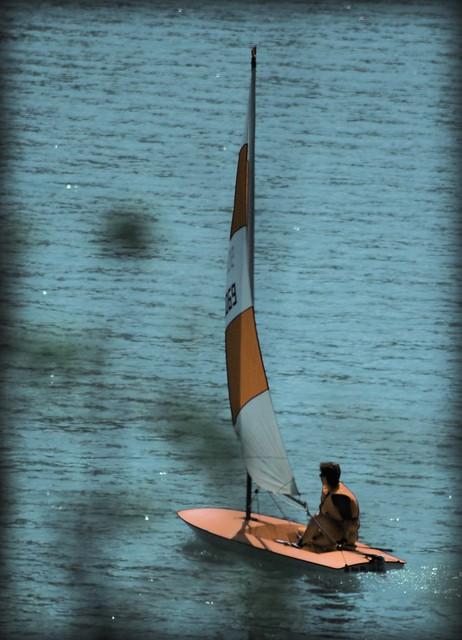 Sailing, takes me away...