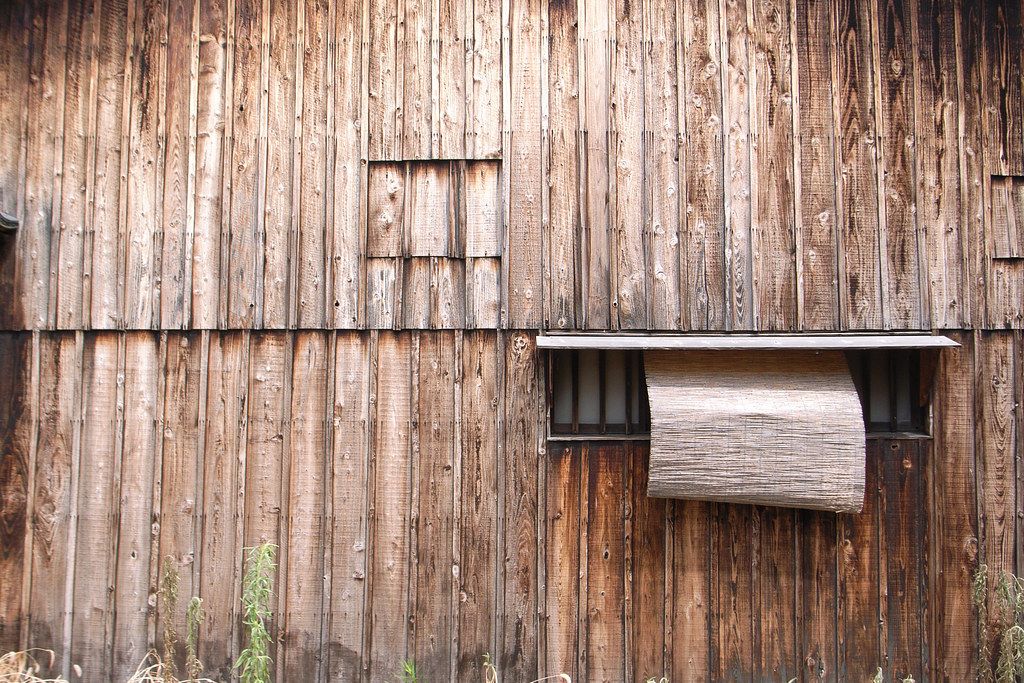 A private house of Kyoto