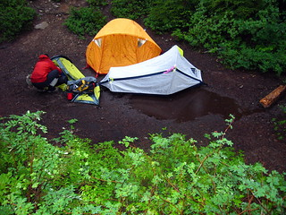 Tents and Puddle | by Sean Munson