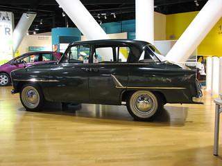 1955 Toyopet Crown, MegaWeb, Tokyo