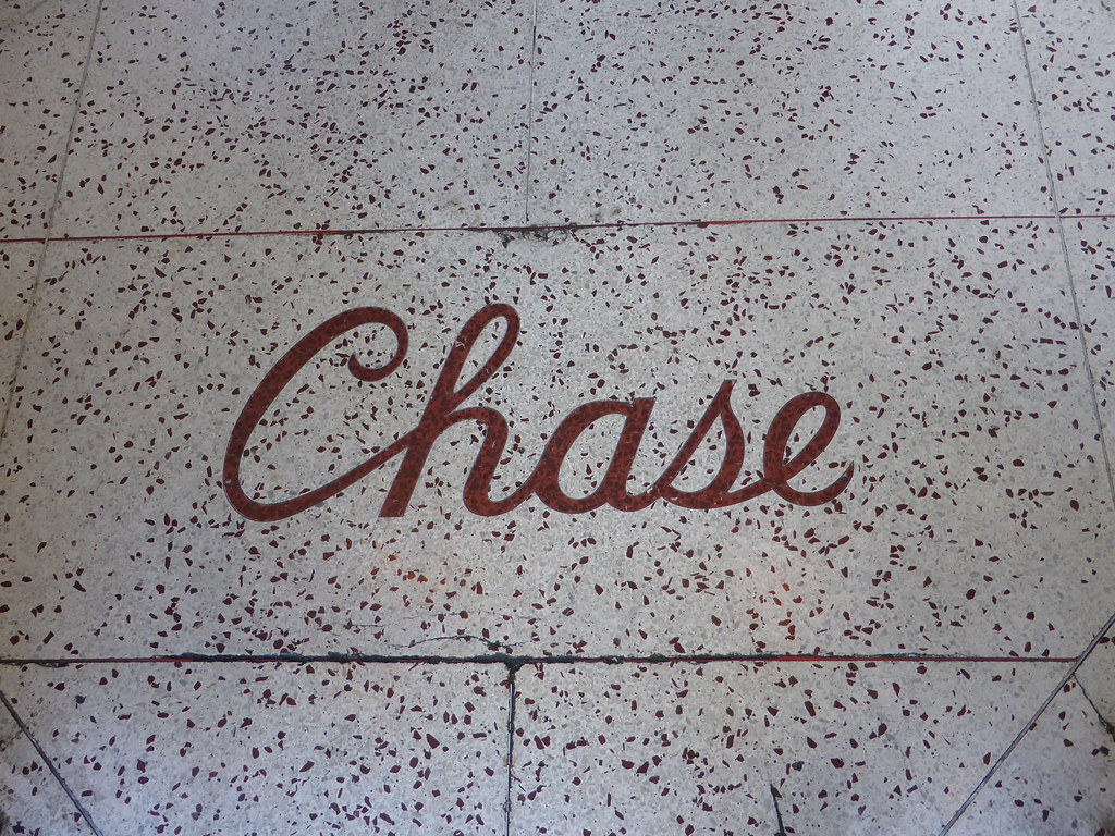 Vintage Terrazzo Floor Chase New York City Mark Susina