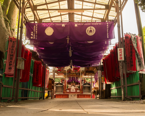 sunset japan shrine entrance jp narita chibaken naritashi fujixpro1