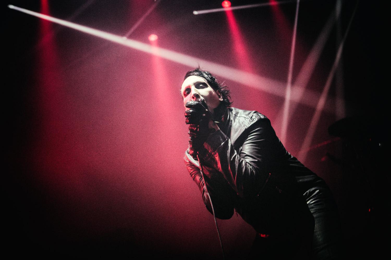 Marilyn Manson @ Ancienne Belgique 2015 (Bert Savels)