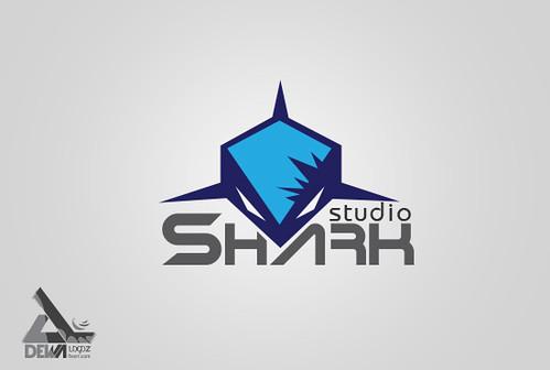 Logo - SHARK STUDIO - www.fiverr.com/dewa_logoz - Tharaka ...