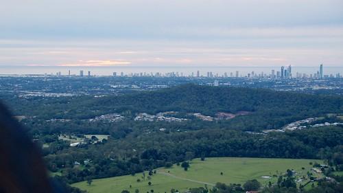 trees sunrise buildings scenery australia brisbane 18200mmf3556gvr d7000