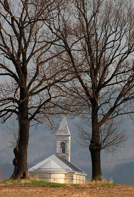 Skorošice - kostel sv. Martina