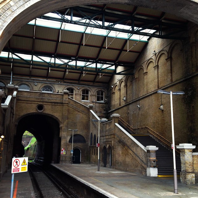 Crystal Palace station