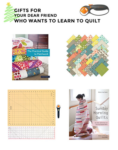 Gift Guide for Beginning Quilters | by michaelannn