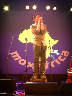 David Ford Moxafrica charity gig, Assembly Hall Islington, 6 Mar 2013