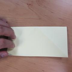 วิธีพับกระดาษเป็นดอกกุหลายแบบเกลียว 003