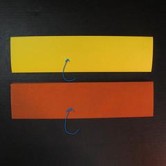 สอนวิธีพับกระดาษเป็นดาวกระจายนินจา (Shuriken Origami) - 003