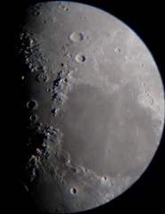Moon Mar 8th, close on Mare Serenitatis