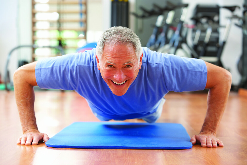 It's Never Too Late to Create Healthy Habits
