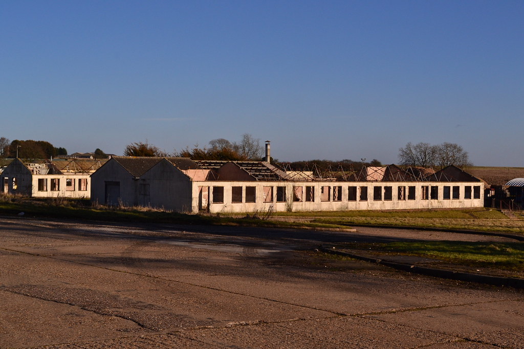Technical site buildings