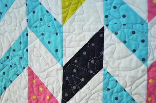 2Quilters - Quilt for Baby Lucas   by midnightcrafts