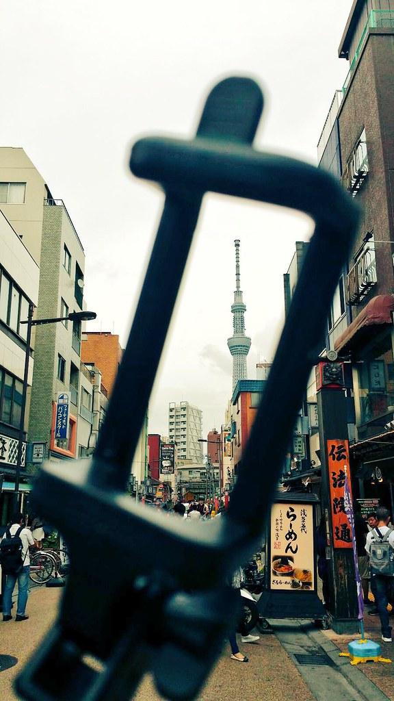 Framed Tokyo Sky Tree