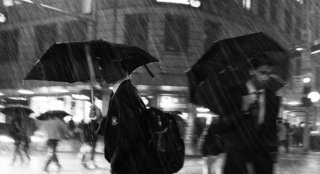 Rainy Night (Explored)