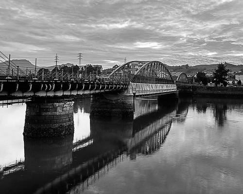 25 Puente de Hierro (Colindres) - Adolfo Revilla | by Asociación Amigos Fotografos