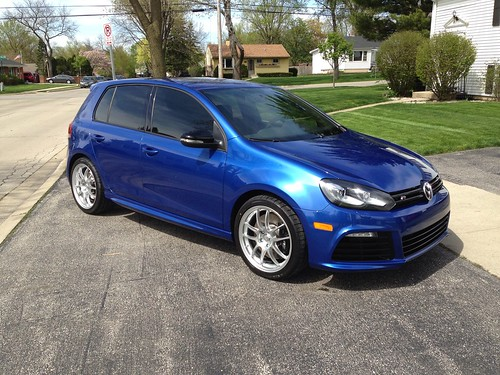 Steve's Golf R paint correction & Opti - Coat | by AutomobileDaySpa