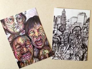 zombie postcards5