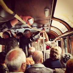 Spostarsi con i #bus locali in mezzo alla gente #OriginalArmenia
