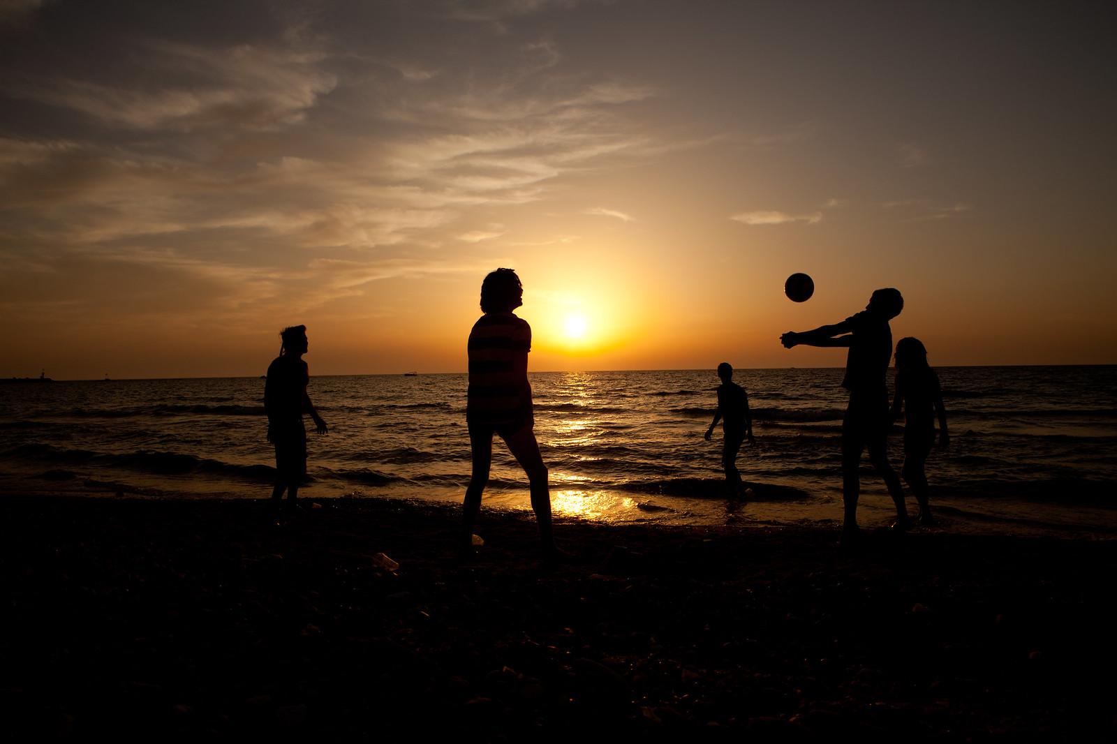 Tel Aviv_Beach_sunset_Dana Friedlander_IMOT