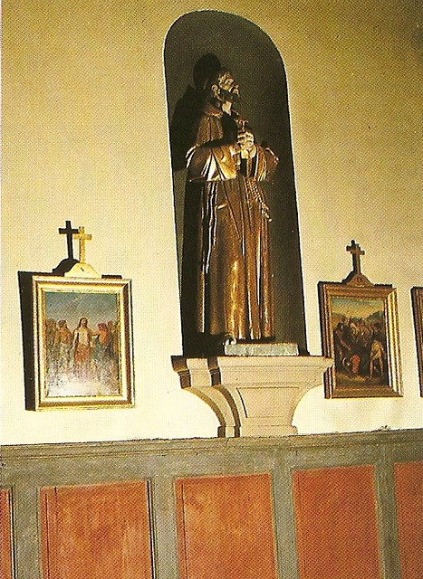st francis of assisi statue