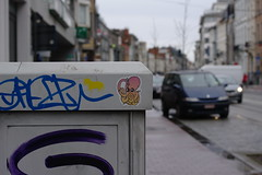 street art, Gent