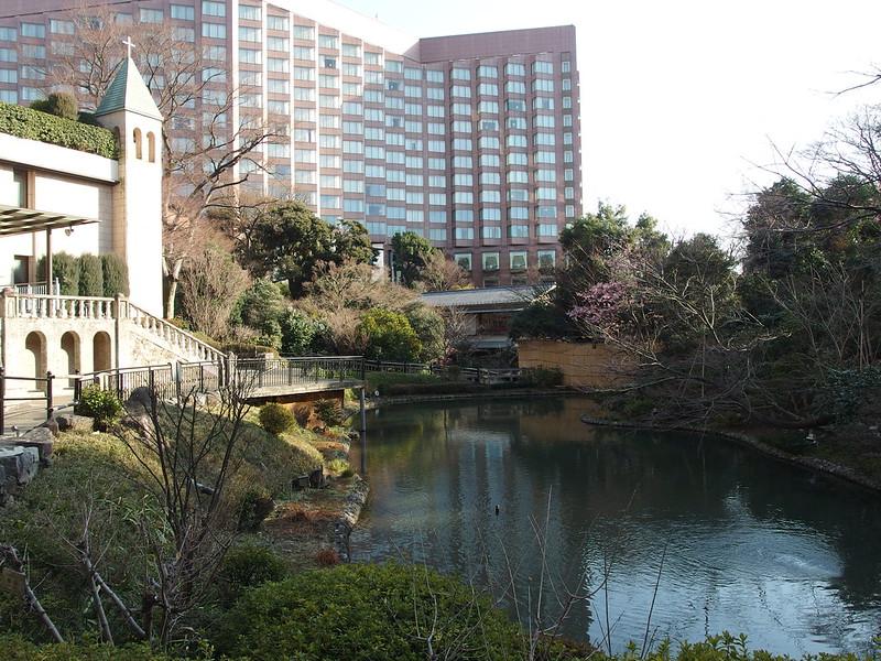 Garden @ Hotel Chinzanso Tokyo