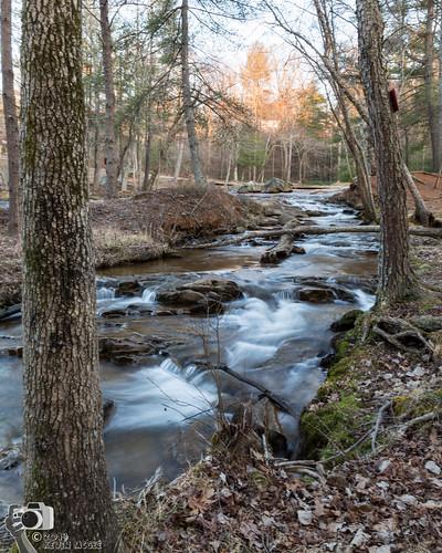 park nature water creek river landscape waterfall unitedstates northcarolina valdese mcgalliardfalls