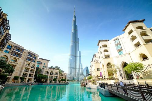 Burj Khalifa | by Javifuz