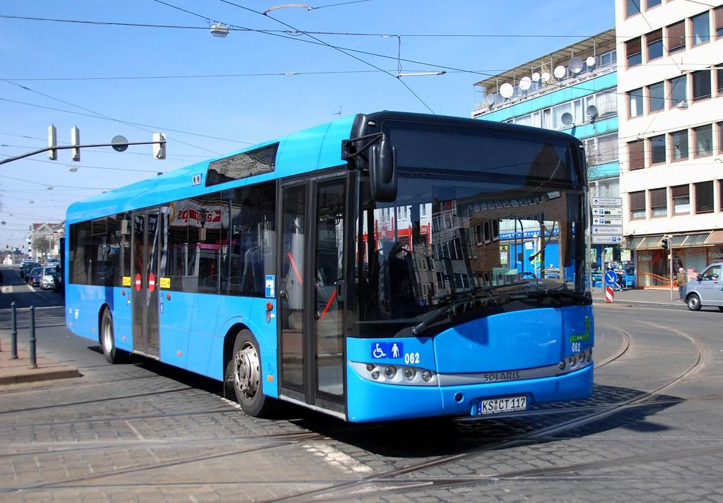 Verkehr Kassel