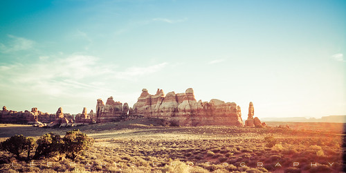 sunset utah us nationalpark unitedstates desert arches canyonlands moab monticello desertlife chesler