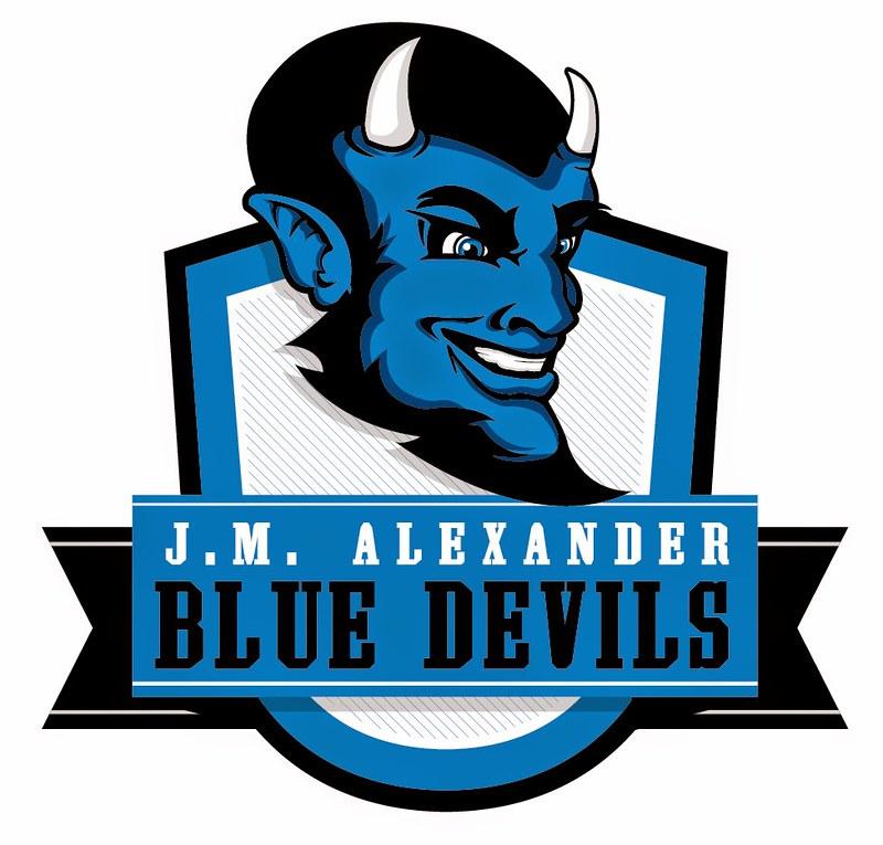 JM Alexander Middle Logo