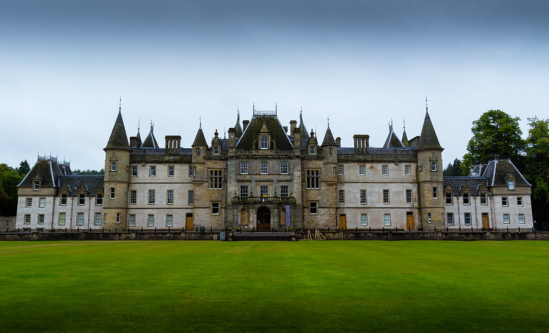 UK - Scotland - Falkirk - Callendar House