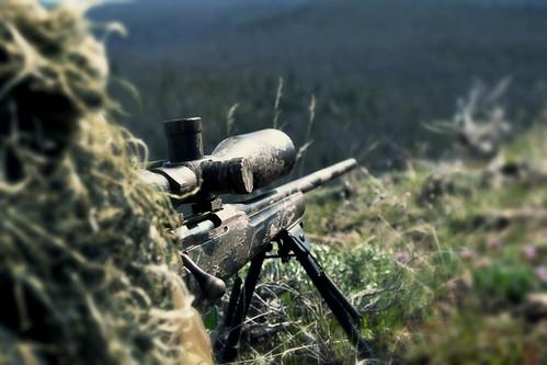 A-TACS iX Ghille Rifle Skin