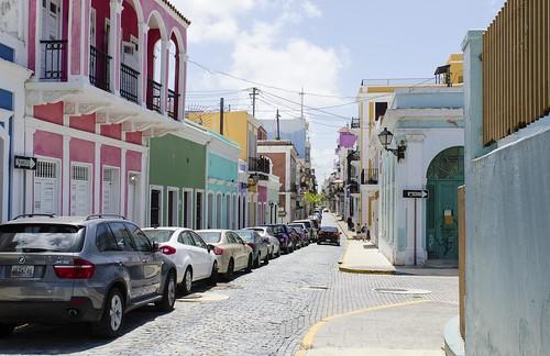 world street old house color heritage home architecture puerto town site san colorful view juan unesco rico explore housing caribbean explored