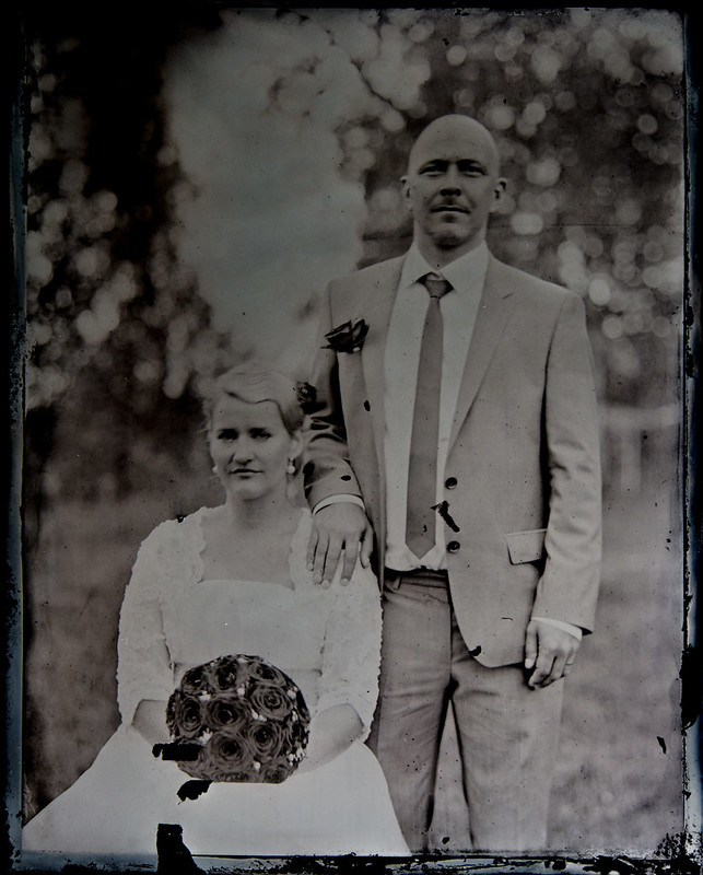 Anne and Edd's wedding