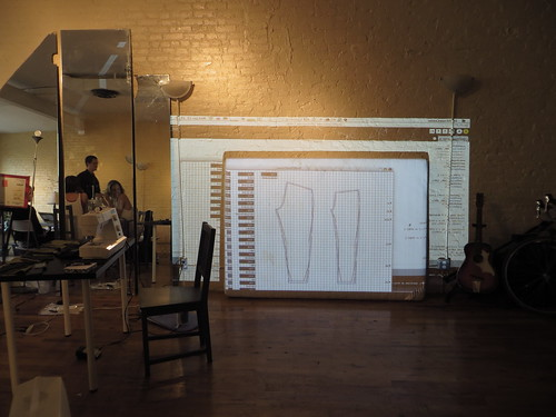 Open Fit projection