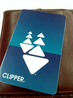 Clipper card | by kalleboo